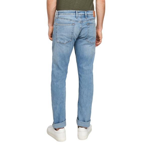 Slim Fit: Slim leg-Jeans - Stretchjeans