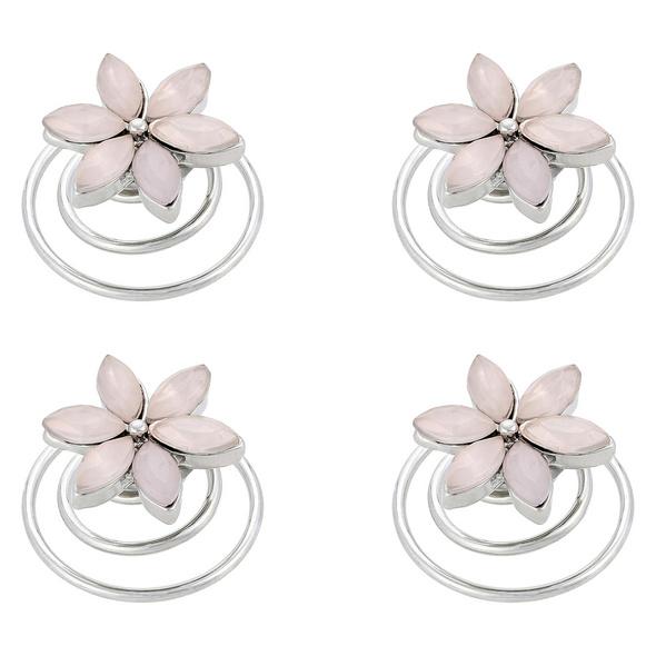 Spiral-Set - Rosy Flower