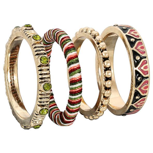 Ring-Set - Happy Beauty
