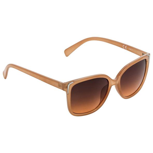 Sonnenbrille - Brown Glass