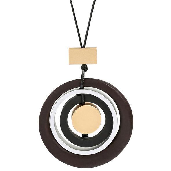 Kette - Matt Wood Circles