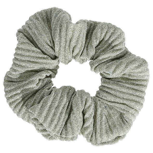 Haargummi - Grey Silver