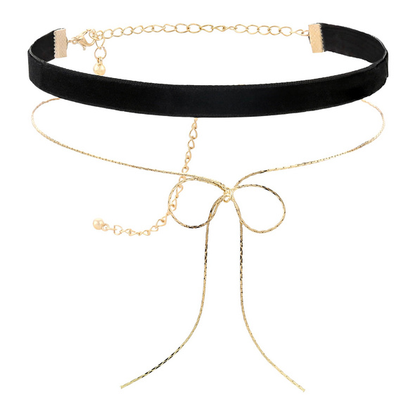 Choker-Set - Gold Loop