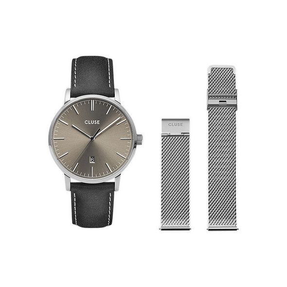 Cluse Uhren-Set Aravis