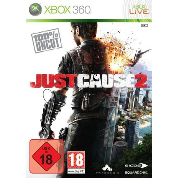 Koch Media Just Cause 2