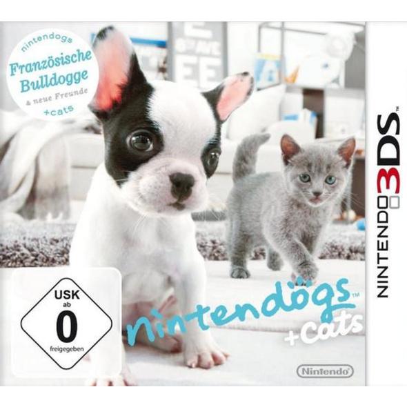 Nintendo Nintendogs & Cats French Bulldog