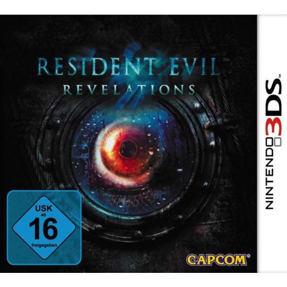 Capcom Resident Evil Revelations