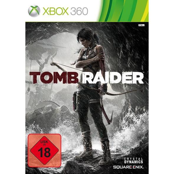 SquareEnix Tomb Raider (100% UNCUT)