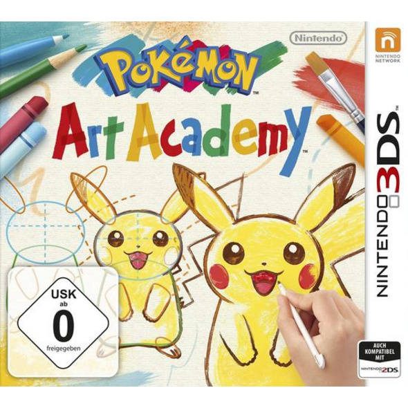 Pokémon Art Academy