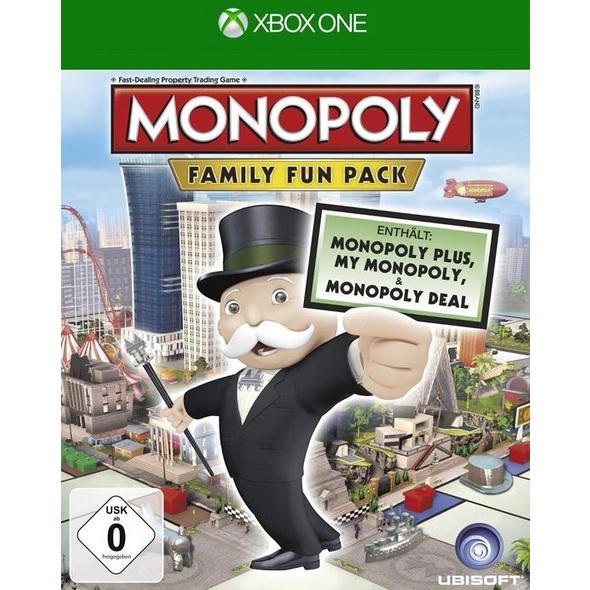 Ubisoft Monopoly