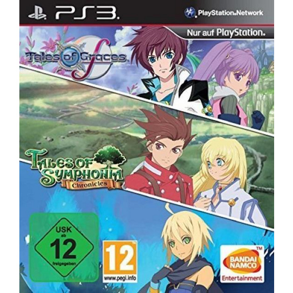 BANDAI NAMCO Entertainment Tales of Graces f / Tales of Symphonia Chronicles Compilation