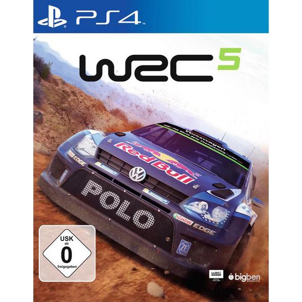 Big Ben WRC 5
