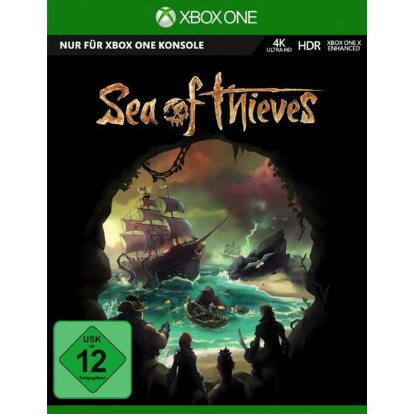 Microsoft Sea of Thieves