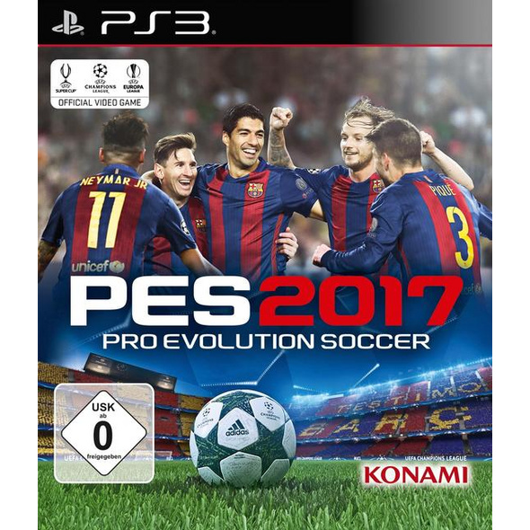 Konami PES 2017