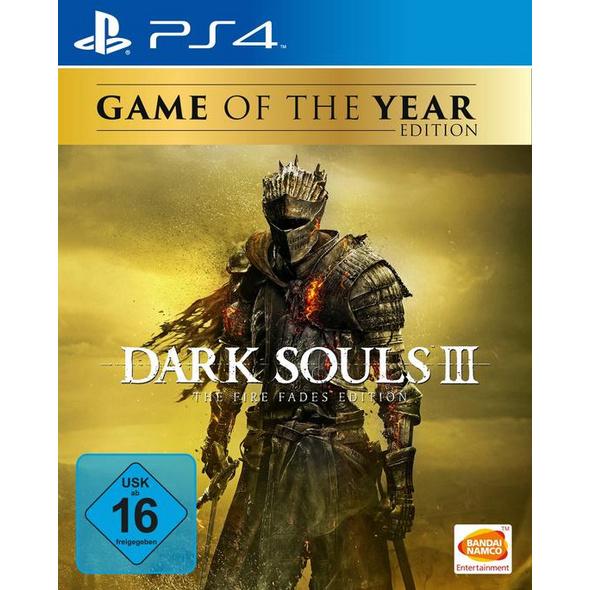 BANDAI NAMCO Entertainment Dark Souls 3 - The Fire Fades Edition