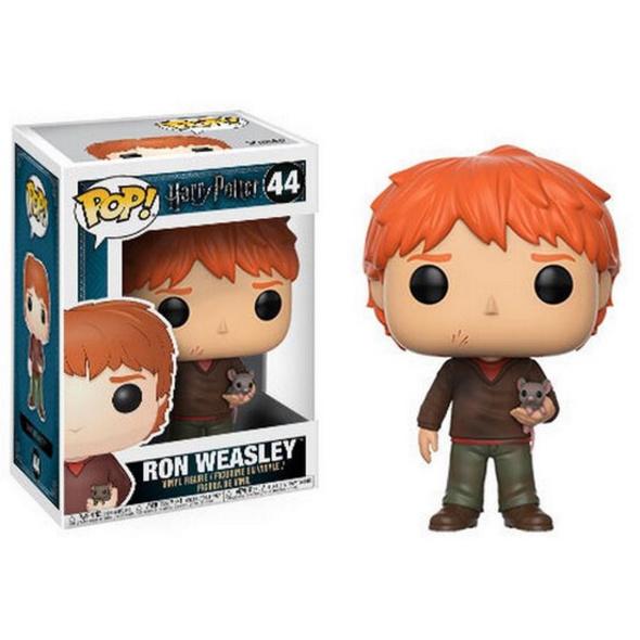 Harry Potter - POP!-Vinyl Figur Ron Weasley mit Krätze