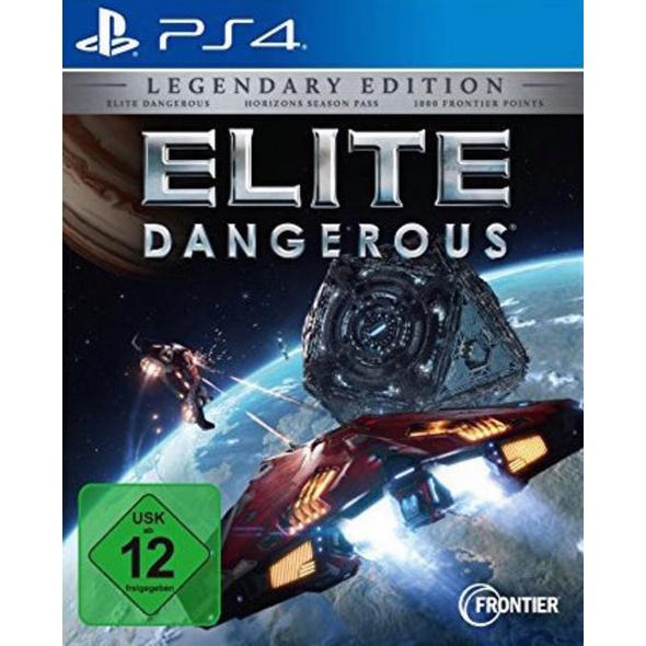 Frontier Developments Ltd. Elite Dangerous: Legendary Edition