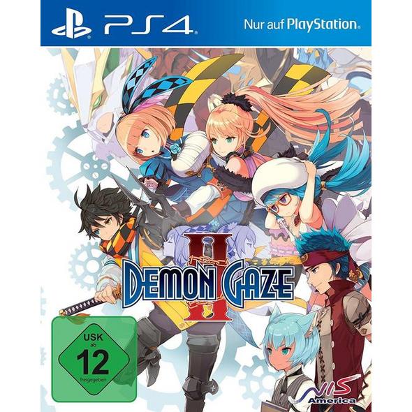 Demon Gaze 2