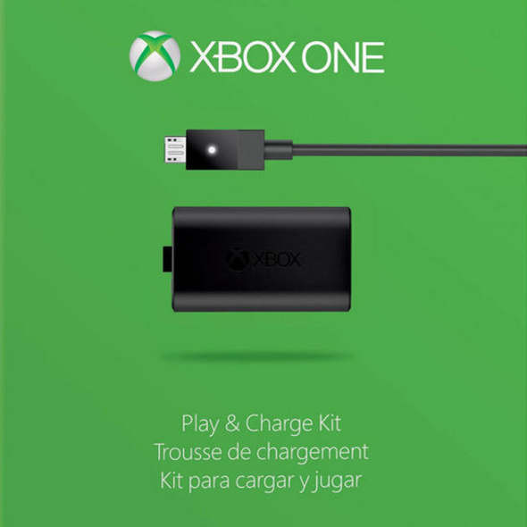 Microsoft Xbox One Play & Charge Kit 2017