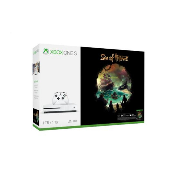 Xbox One S Konsole 1TB inkl. Sea of Thieves