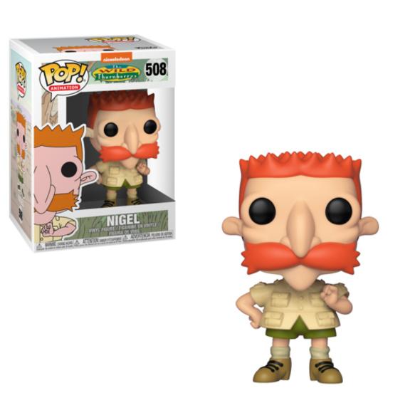 Nickelodeon - POP!-Vinyl Figur Nigel