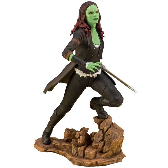 Guardians of the Galaxy - Figur Gamora