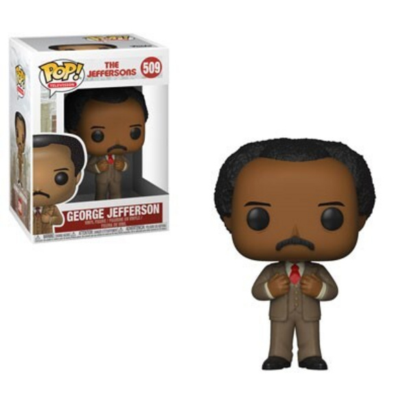 Die Jeffersons - POP!-Vinyl Figur George