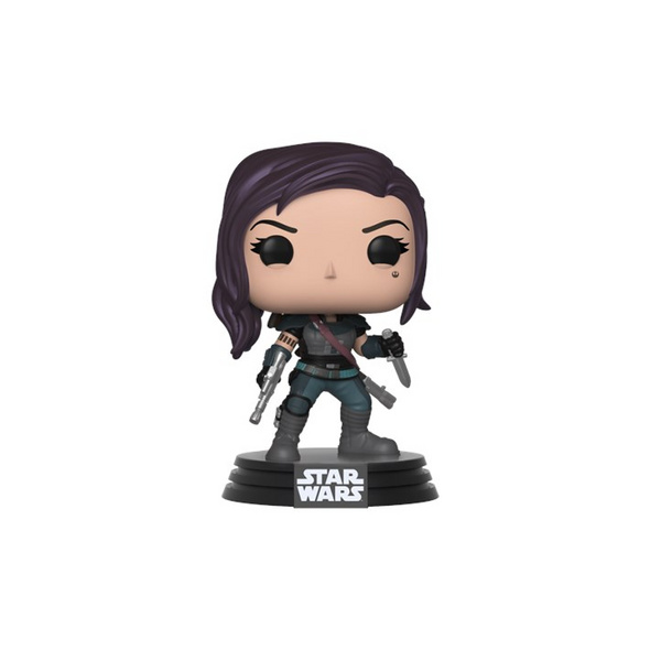 Star Wars: The Mandalorian - POP!-Vinyl Figur Cara Dune