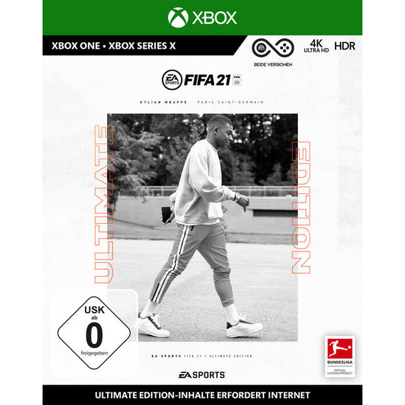 FIFA 21 Ultimate Edition - (inkl. kostenlosem Upgrade auf Xbox Series X)