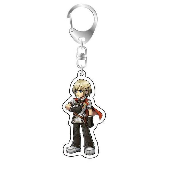 Dissidia Final Fantasy - Schlüsselanhänger Ace