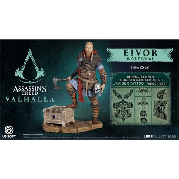 Assassin's Creed Valhalla Figur Eivor Wolfsmal
