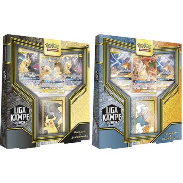 Pokémon Sammelkartenspiel:League Battle Decks (zufällige Auswahl)