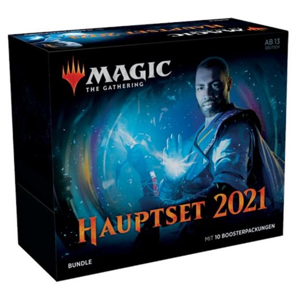 Magic the Gathering: Hauptset Core 2021 Bundle - Deutsch