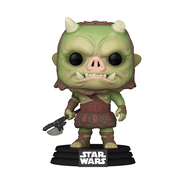 Star Wars: The Mandalorian - POP! Vinyl - Figur Gamorrean Fighter