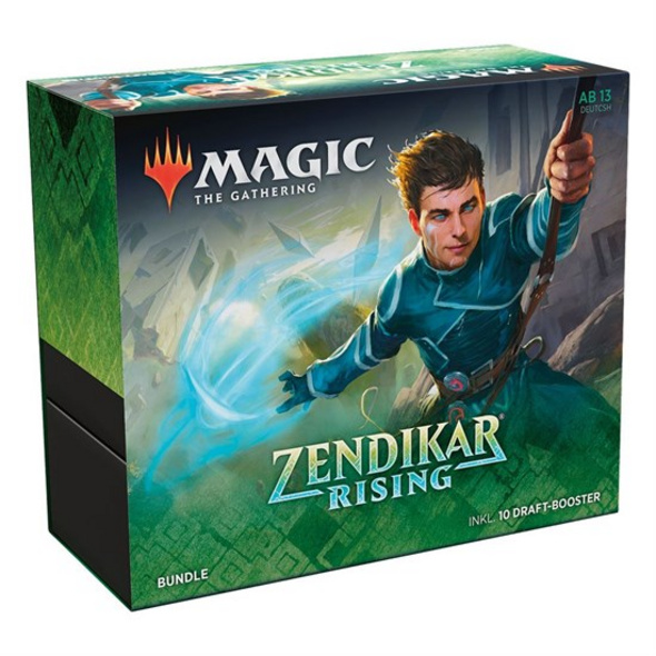 Magic the Gathering: Zendikars Erneuerung Bundle Box