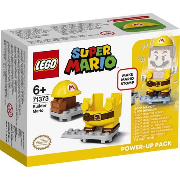 LEGO® Super Mario Baumeister-Mario - Anzug - 73173