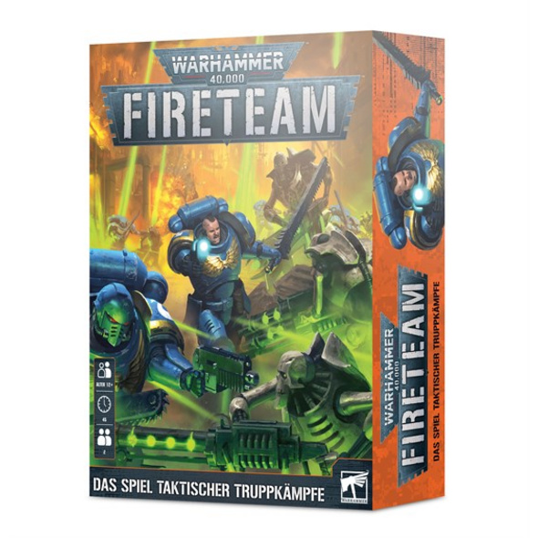 Warhammer 40.000 Fireteam