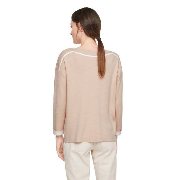 Pullover 3/4 Arm - Doubleface-Pullover