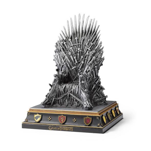 Game of Thrones - Eiserner Thron Buchstütze