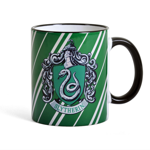 Harry Potter - Slytherin Wappen Tasse