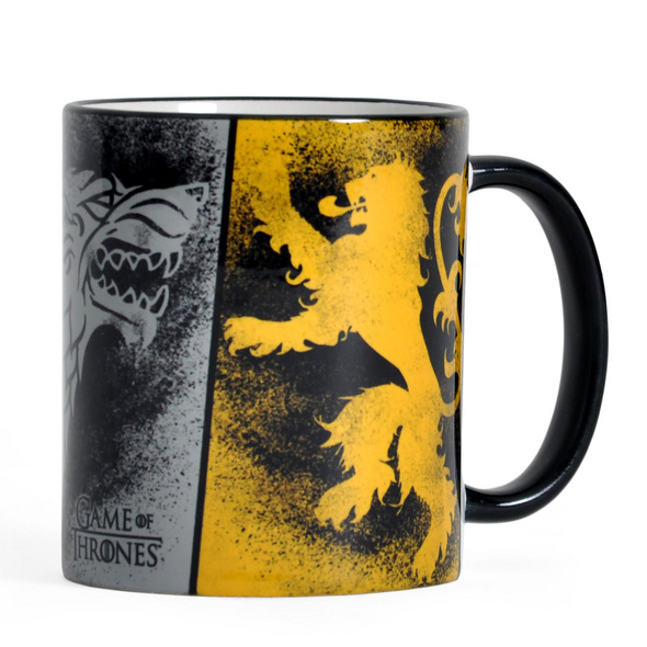 Game of Thrones - Wappen Tasse