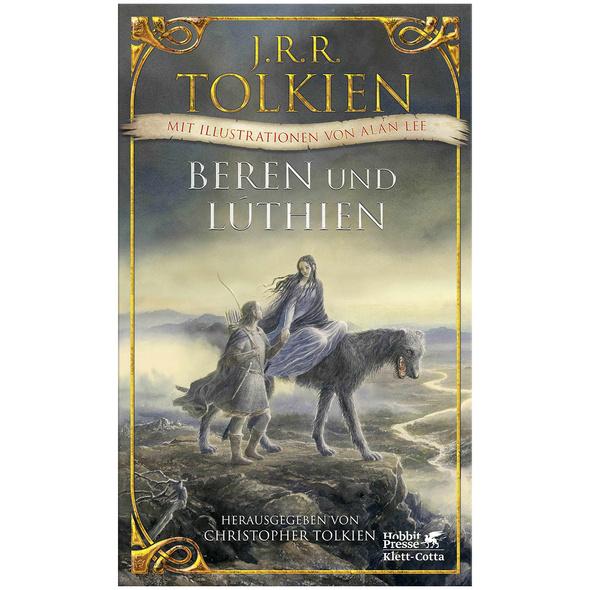 Beren und Lúthien - Gebundene Ausgabe