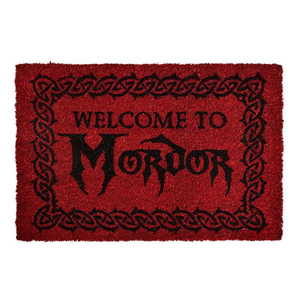 Herr der Ringe - Welcome to Mordor Fußmatte