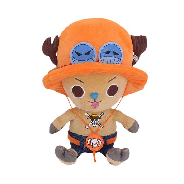 One Piece - Chopper Ace Cosplay Plüsch Figur Anhänger