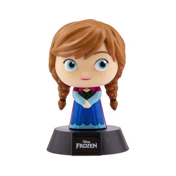 Frozen - Anna Icons 3D Tischlampe