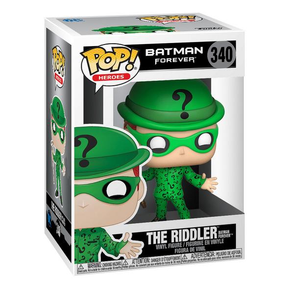 Batman Forever - Riddler Funko Pop Figur