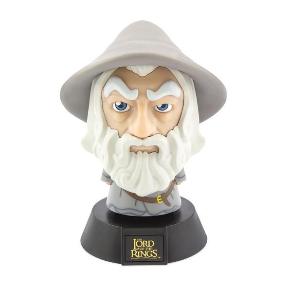 Herr der Ringe - Gandalf Icons 3D Tischlampe