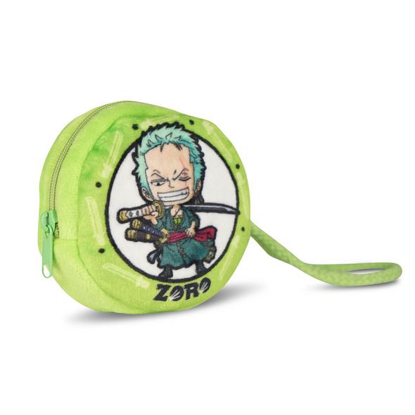 One Piece - Zoro Plüsch Kleingeldbörse