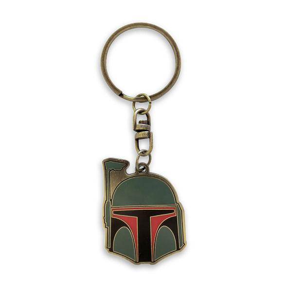 Star Wars - Boba Fett Schlüsselanhänger
