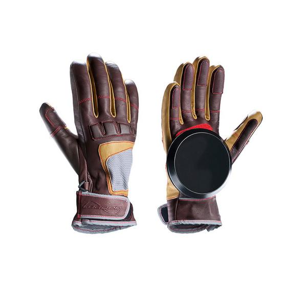 Advanced Freeride Slide Gloves
